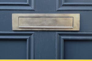 Fitting a Letterbox or Catflap in Your Door