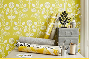 Tips on Hanging Wallpaper
