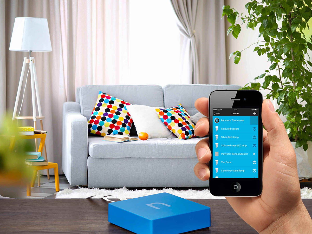 How to turn your home in to a smart home