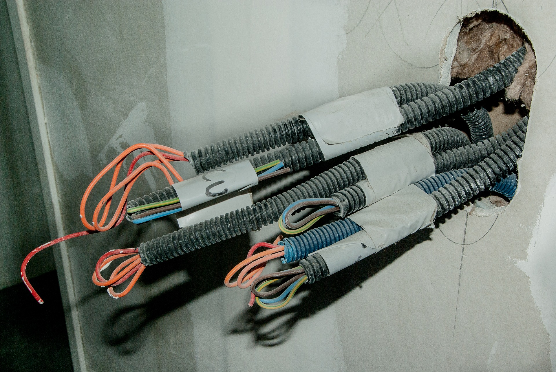 Sensational Electrical Wire Replacements In London Electrician Wiring Digital Resources Unprprontobusorg