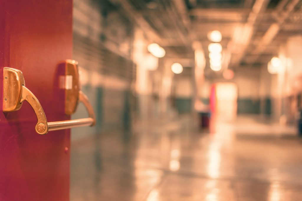 Installing Fire Doors In London Offices | Handy Squad