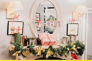 How to get your home ready for the holiday season.